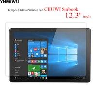 Protetor de vidro Para CHUWI Surbook Tablet de 12.3 polegada de Vidro Temperado Film Vidro Para SubBook Películas Protetoras Protetores de tela p/ tablet Computador e Escritório -