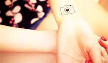 HC82- Design Fashion Temporary Tattoo Stickers Temporary Body Art Waterproof Tattoo Pattern
