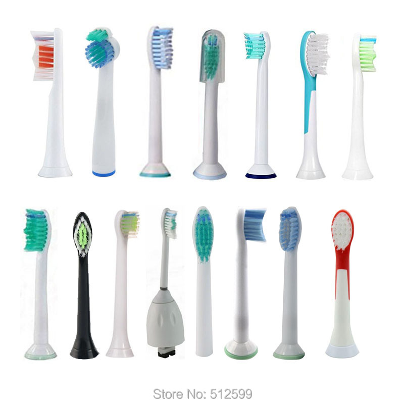 Optional Series Best Sonic Electric Toothbrush Replacement For Philips Sonicare Brush Heads Diamond Clean Soft Bristles image