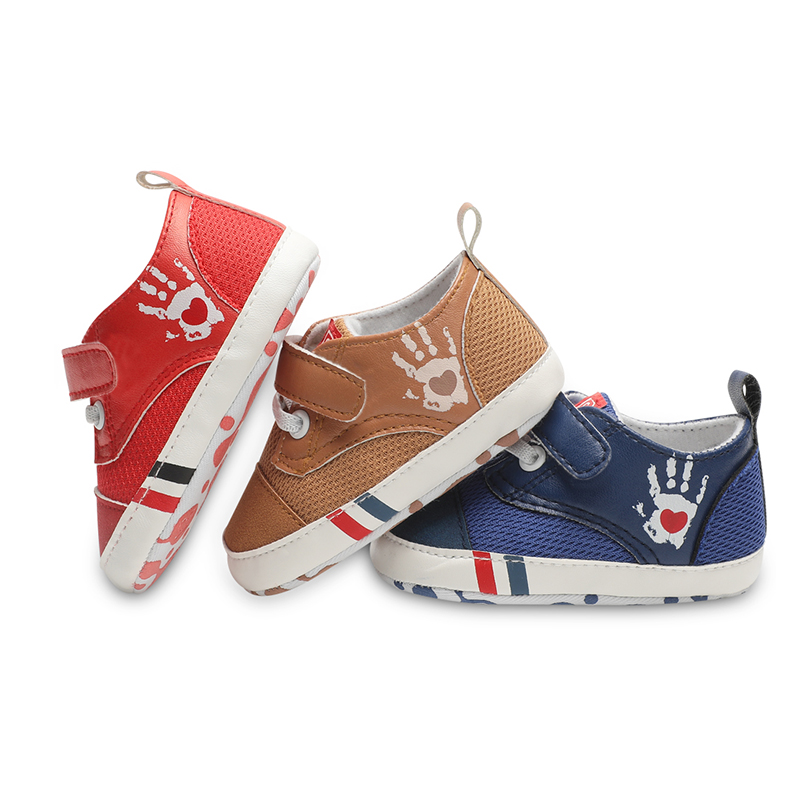 Baby boy girl infant toddler crib shoes Skid-Proof moccasins Booties for babies bebe fashion designer first walker spring autumn