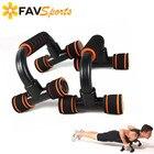 Мужчины 6 Pack Building Мышечная сила Сила I-образная стойка Фитнес-отжимания Стенды Тренажерный зал ✔