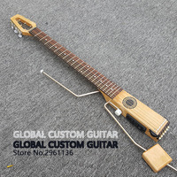 2017Hot Sale Custom Electric Travel Guitar,Folk guitar,Portable Style,Rosewood Fretboard,22 Frets,with Soft Bag,free shipping