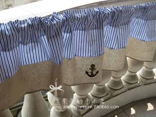 Cortinas para sala azul marino cole o de for Cortinas opacas blancas