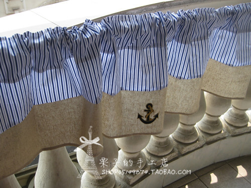 Acquista all'ingrosso online navy blu tende da grossisti navy blu ...