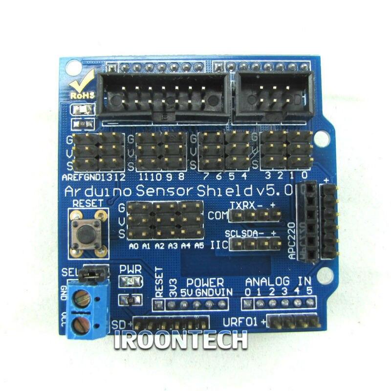 V5.0 Sensor Schild expansion board für arduino elektronische ...