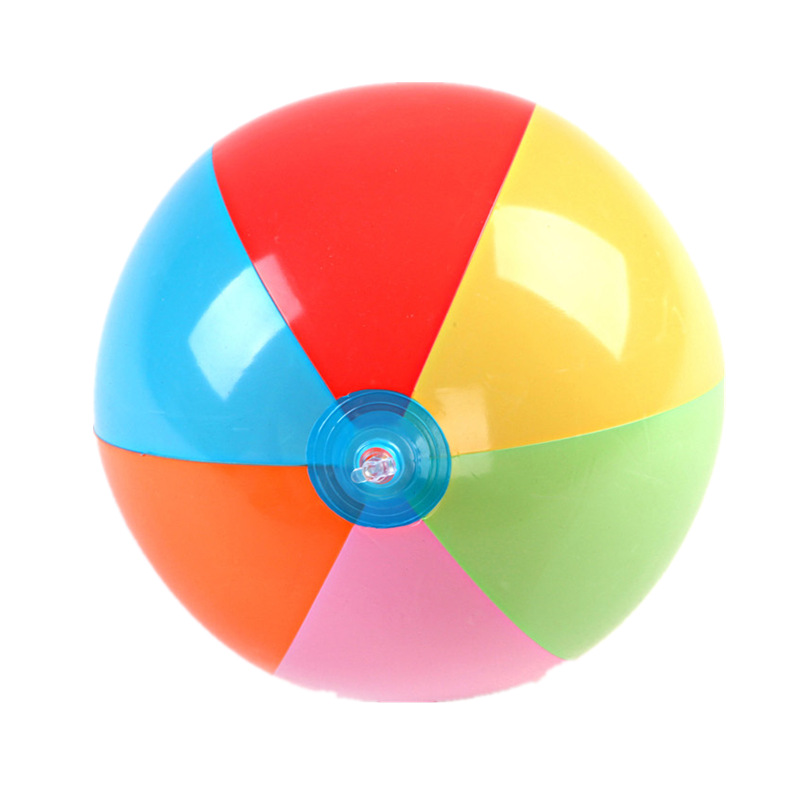 Novel Kids Fun Toys Colorful Inflatable Ball Balloons Swimming Pool Play Party Water Game Beach Sport Balls Toys For Children