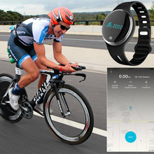 E07 Smart Fitness Bracelet, Sleep Monitor, GPS, IP67, Waterproof for Android & iOS