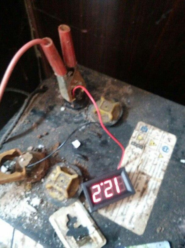 4.5V ~ 120V skaitmeninio voltmetro matuoklis voltimetro Automobilių - Matavimo prietaisai - Nuotrauka 6