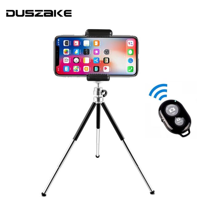 DUSZAKE A9 Live Gorillapod Mini Telefon Stativ Für Telefon Mobile Mini Telefon Stativ Für Telefon Kamera Zubehör Für iPhone Gopro