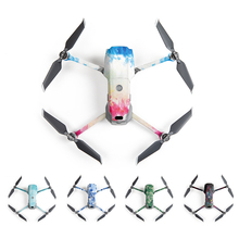 PGYTECH Drone Body stickers Decals For DJI Mavic 2 Pro Zoom Remote Control Protective Film Skin for drone accessories