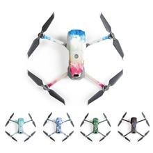 PGYTECH Drone Körper aufkleber Decals Für DJI Mavic 2 Pro Zoom Fernbedienung Schutzhülle Film Haut für drone zubehör
