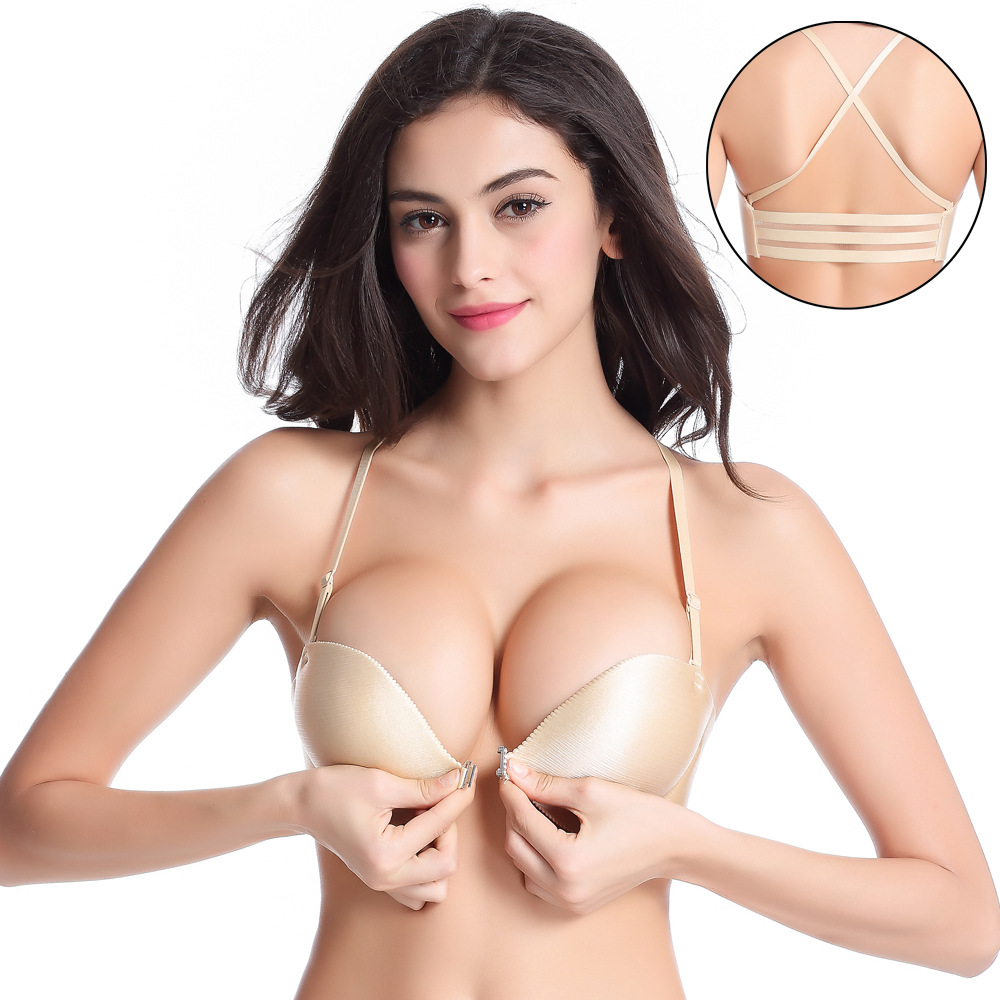 Hot Sale Cute Cheap Bras Women Sexy Bra Multicolor -7696