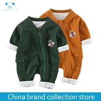 Baby Spring Clothes New Born Baby Clothes Rompers One Piece Baby Products Clothing Newborn Christmas Clothes