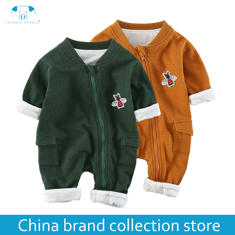 Baby Spring Clothes New Born Baby Clothes Rompers One-piece Baby Products Clothing Newborn Christmas Clothes MD006-1 mother nest 3sets lot wholesale autumn toddle girl long sleeve baby clothing one piece boys baby pajamas infant clothes rompers