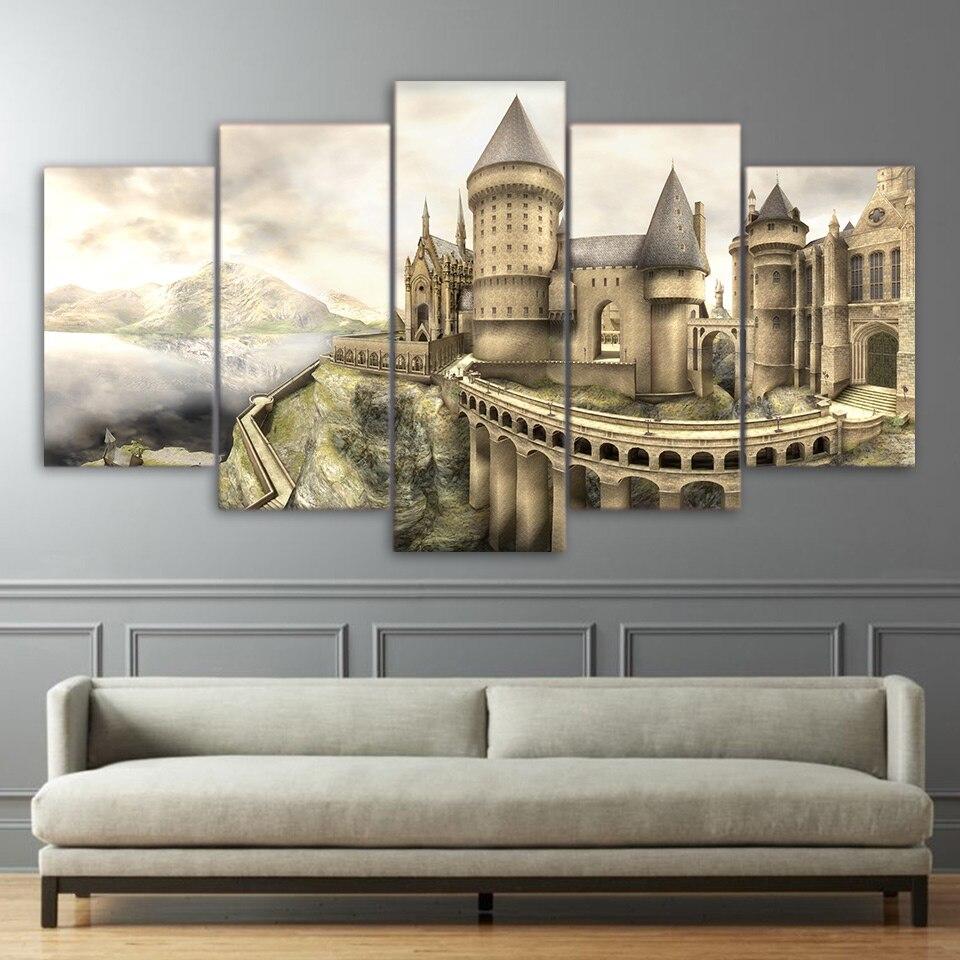 online get cheap castle artwork -aliexpress   alibaba group