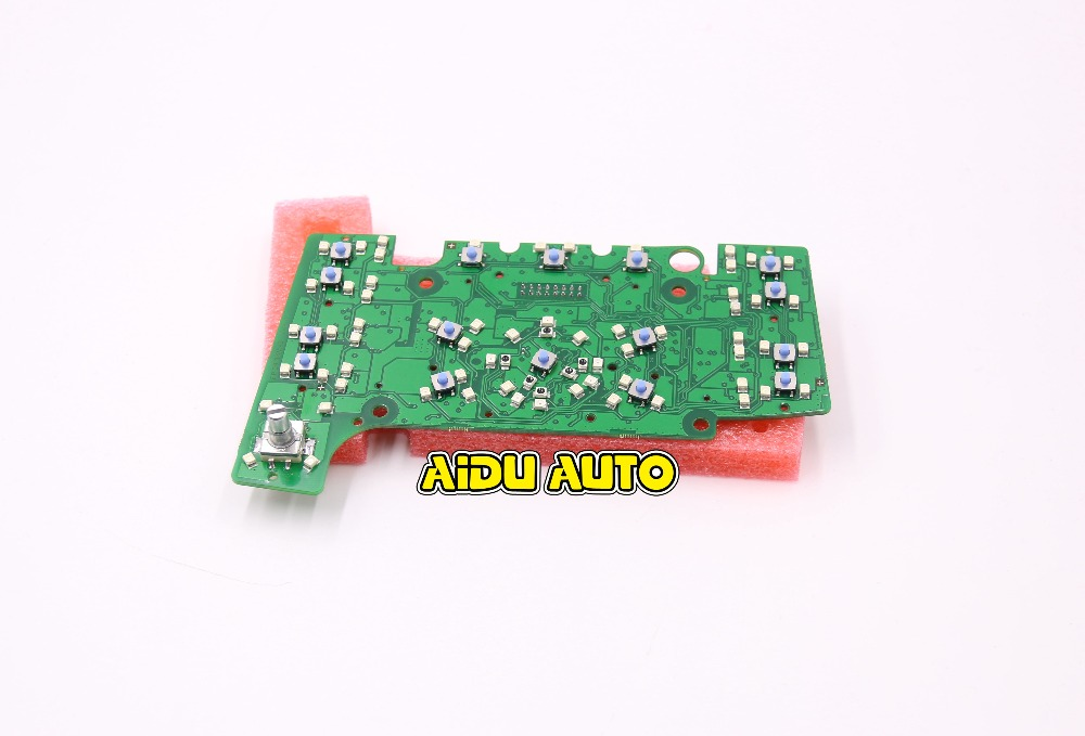 For AUDI A6 C6 Q7 MMI mother Board Multi Media Interface Circuit Board PCB with GPS Navigation E380 4F1919611Q/R radiator cooling fan relay control module for audi a6 c6 s6 4f0959501g 4f0959501c