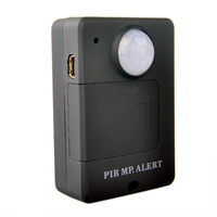 MOOL Forecum A9 Mini Wireless PIR MP GSM Alert With Infrared Inductive Probe Anti Theft Motion