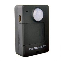 MOOL Forecum A9 Mini Wireless PIR MP. GSM Alarm mit Infrarot Induktive Sonde Anti-diebstahl Motion Erkennung Alarm System Audio
