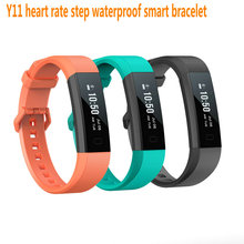 Y11 smart bracelet  heart rate counter calorie information push Bluetooth Waterproof