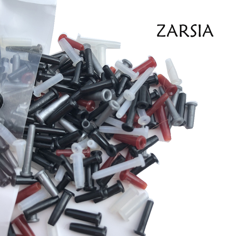 1 Pack Badminton Grommets Racket Eyelets Stringing Machine Tools String Protect Parts Stringing Accessory 3 Orders