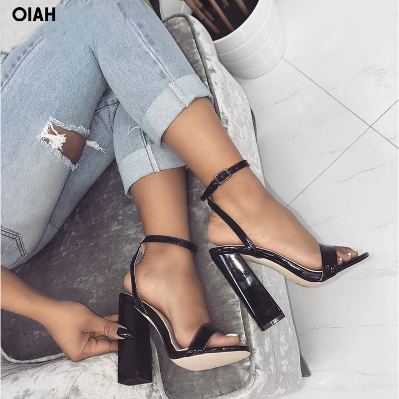2018 New Ankle Strap Sandals Women Shoes Fashion Summer Lace Up Ankle Strap High Heels Ladies Shoes Women Pumps zapatos mujer platform shoes high heels women shoes zapatos mujer lolita shoes women pumps 2018 new fashion ladies shoes fish head high heel
