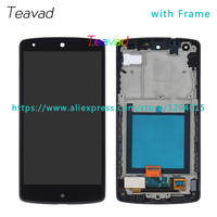 10pcs Lot High Quality For LG Google Nexus 5 D820 D821 LCD Display Screen With Touch