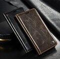 CaseMe Бренд Роскошные Кожаные Case для Samsung Galaxy Note 5 крышка Магнитный Авто Флип Бумажник Обложка для Samsung Galaxy Note 5