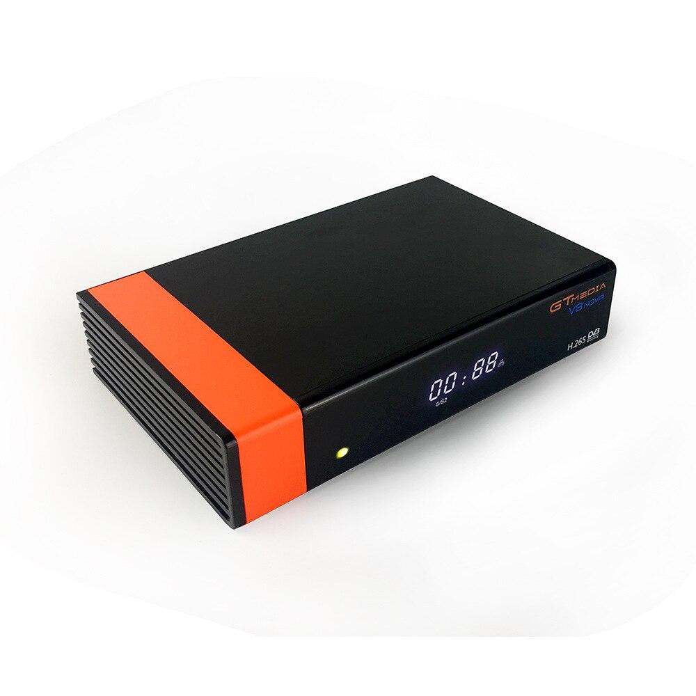GTMedia V8 Nova Full HD DVB S2 Satellite Receiver 1 Year Europe Cccam lines Same Freesat V9 Super Upgrade From Freesat V8 Super in Satellite TV Receiver from Consumer Electronics