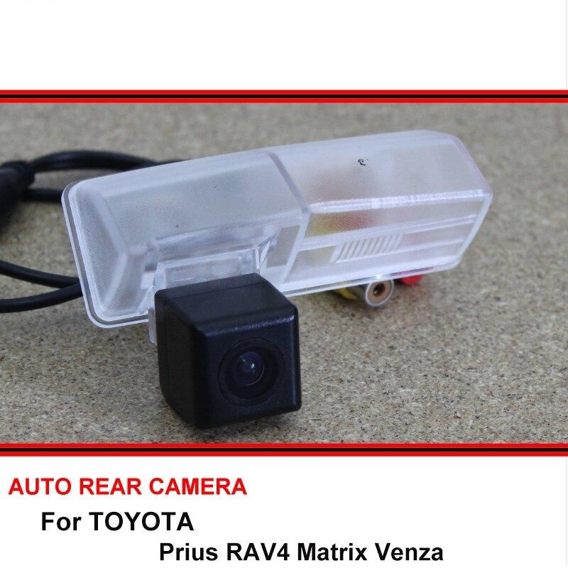 Für TOYOTA Prius RAV4 RAV 4 Matrix Venza Auto rückansicht kamera trasera Auto reverse backup parkplatz Nachtsicht Wasserdicht HD