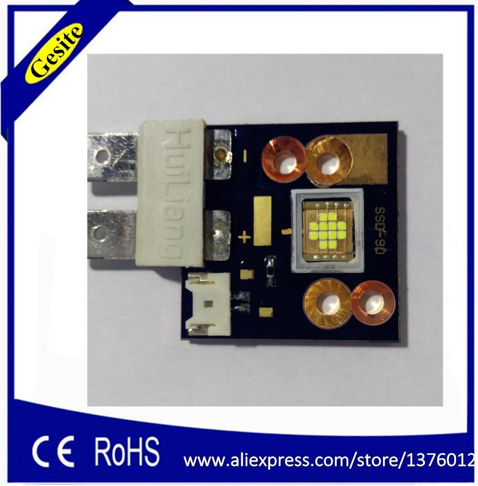 2PCS / erä Kiina Led liikkuva pään valonlähde luminus 75w led-projektorin valopohjaiseen led-valon liikkuvaan pään lampoon Led Bulb -moduuli