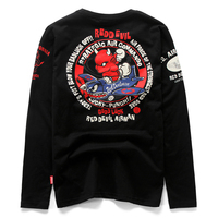 Funny t Shirt Men Cotton Slim Fit Motorcycle Streetwear Shark Anime t Shirt Punk Rock Rave Monster Hunter Mens t Shirts G5G018