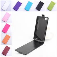 Fashion 9 Colors Flip Leather Cover Case For Vodafone Smart Ultra 6 VF995N Vertical Back Cover
