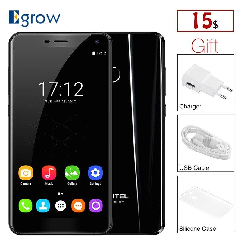 """Oukitel U11 плюс Android 7.0 MTK6750T восьмиядерный смартфон 4 г Оперативная память 64 г Встроенная память 5.7 """"мобильный телефон отпечатков пальцев ID 3700 мАч сотовые телефоны"""
