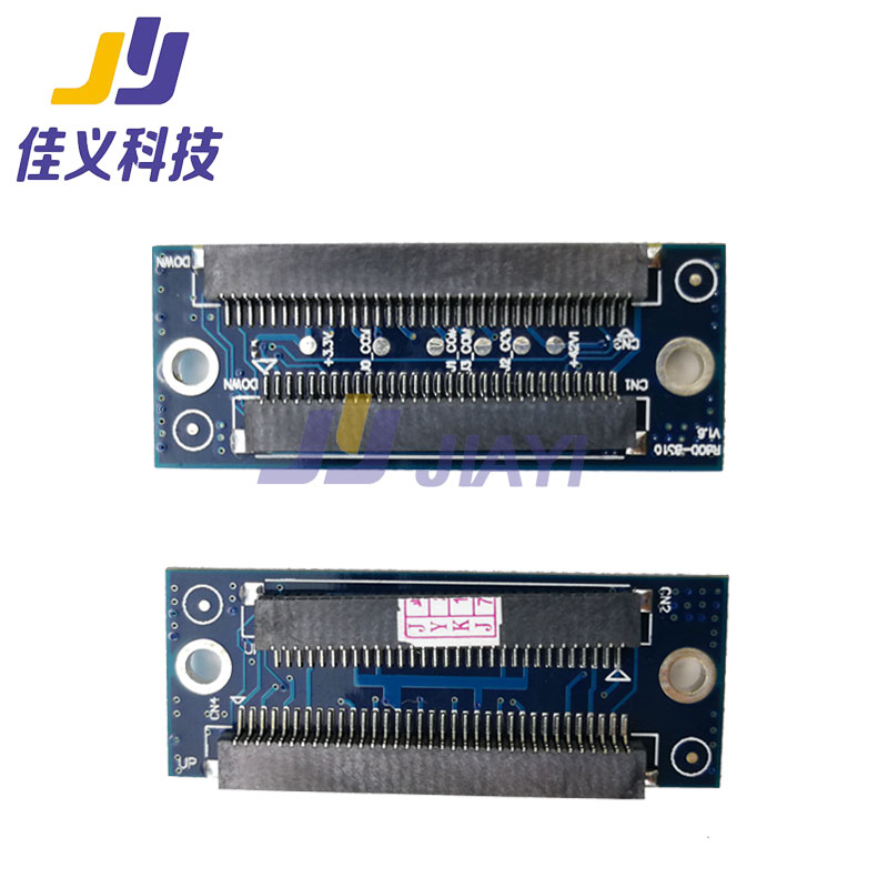 Adapter Board Connector Board For DX5(F186000) To DX7 (F189000) Series Inkjet Printer Exchange Board Type B