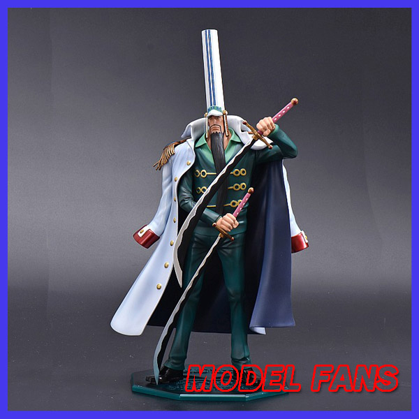 MODEL FANS INSTOCK one piece 33cm pop scale Vice Admiral Strawberry gk resin for collection