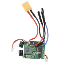 цена на 20A Esc With Xt30 Plug Electronic Speed Controller Governor Kits For Wltoys Xk K130 Rc Helicopter Parts K130.0014