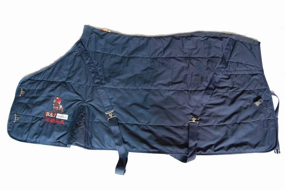 Aoud Saddlery Horse Racing Cloth Autumn Warm Horse Rugs Blue Horse Harness Equestrian Horse Cloth High Quality