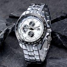 2016 nueva curren relojes hombres marca de lujo reloj militar hombres llenos de acero relojes de pulsera de moda a prueba de agua relogio masculino