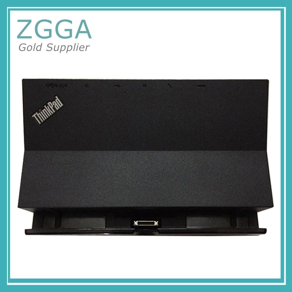 New Laptop Dock Station For Lenovo ThinkPad Tablet 2 4338 4336 Mini Dock Expansion Slot Base Cover ASM-SANYO 04X0376 0C14528 lower case for lenovo thinkpad x220t x220 tablet x230t x230 tablet base bottom cover 04w1786 04w2077