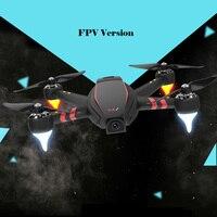Оригинальный JYU Радиоуправляемый Дрон Hornet S гоночный Квадрокоптер 2,4 ГГц 6 оси гироскопа 4 К HD Камера с карданного gps зависания FPV версия Drone иг