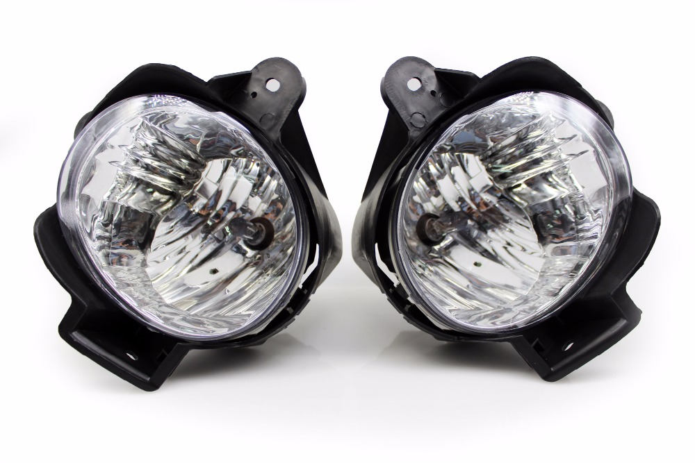 1:1 replacement Toyota HILUX fog light lamp assembly fog lights 2011 2012 2013 with wires 2016 2017 for toyota hilux chrome accessories front tail lights cover for toyota hilux basic versions car hilux ycsunz