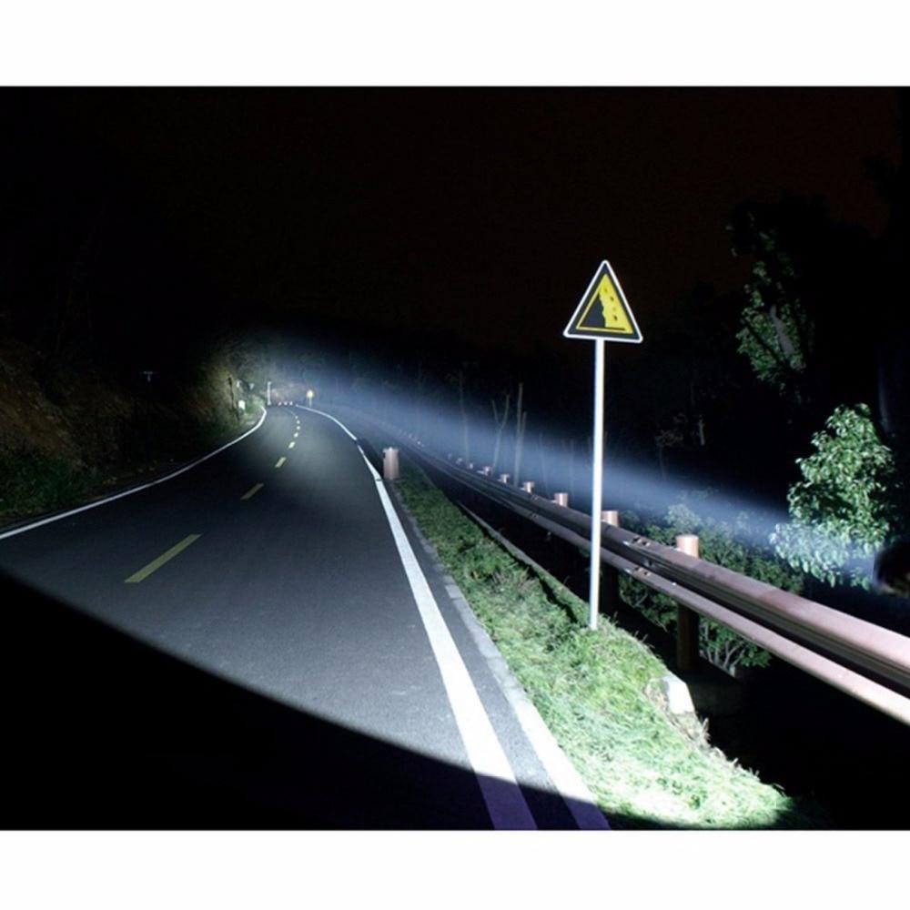 Ultrafire flashlight 18650 CREE XM-L-T6 L2 5 mode handheld torch Lantern Hunting Signal stick luz flash Light LED flashlight
