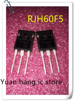10pcs/lot RJH60F5DPQ RJH60F5 TO-247 RENESAS N Channel IGBT High Speed Power Switching100% New Original image