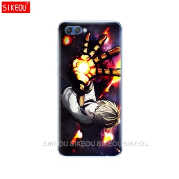 Silicone Cover phone Case for Huawei Honor 10 V10 3c 4C 5c 5x 4A 6A 6C pro 6X 7X 6 7 8 9 LITE anime One Punch Man 1