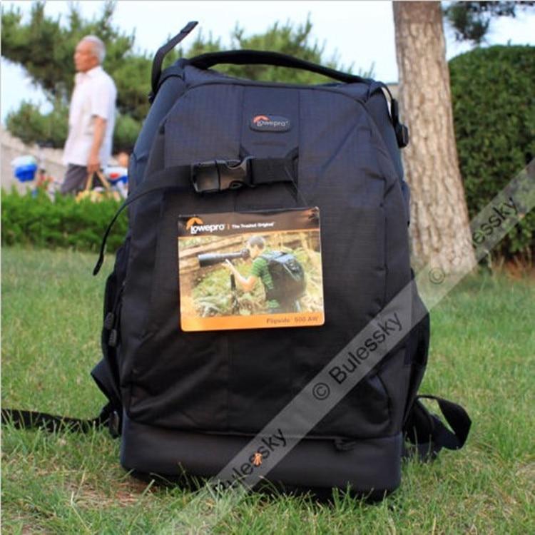 Free Shipping NEW Genuine Lowepro Flipside 500 aw FS500 AW shoulders camera bag anti-theft bag camera bag сумка lowepro apex 110 aw