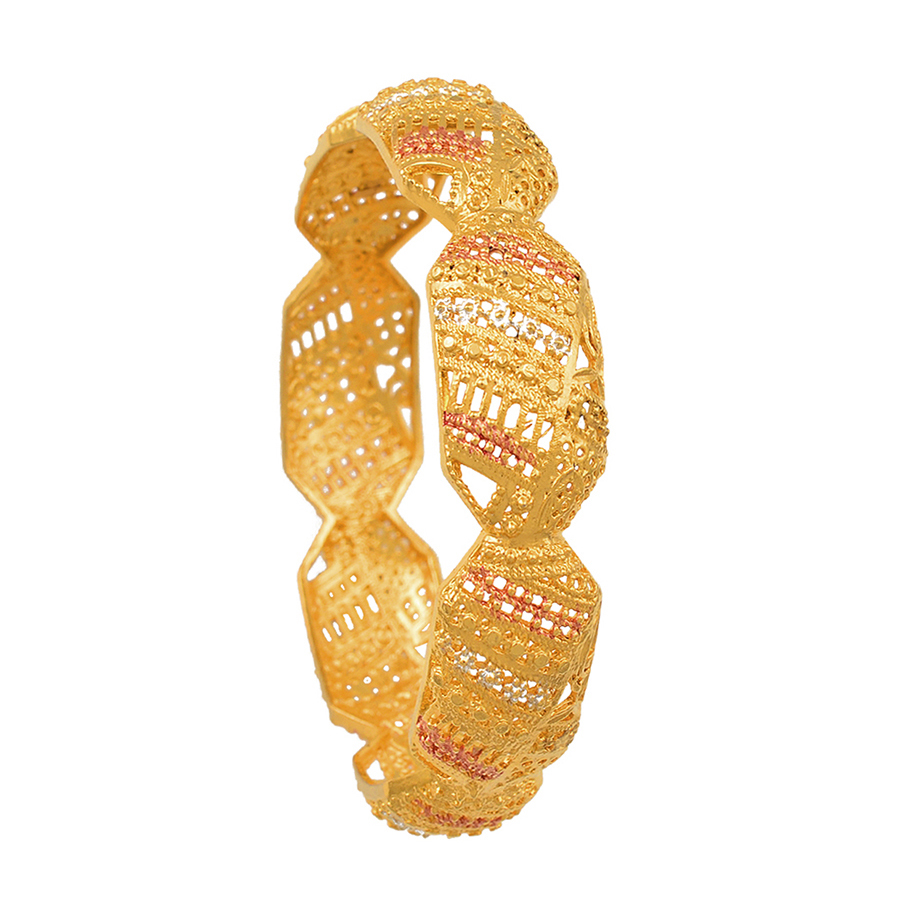 Dubai Bracelet Bangles Gold...