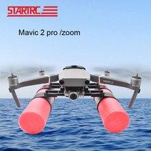 STARTRC DJI Mavic 2 Pro/zoom tłumienia lądowania zestaw pływaka dla DJI Mavic 2 Pro drone lądowania na części wody