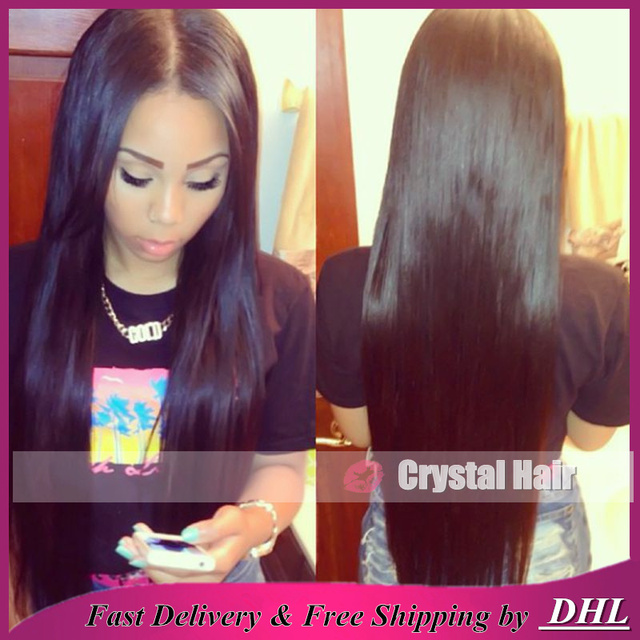 Synthetic Lace Front Wig Japan Heat Resistant Kanekalon Hair