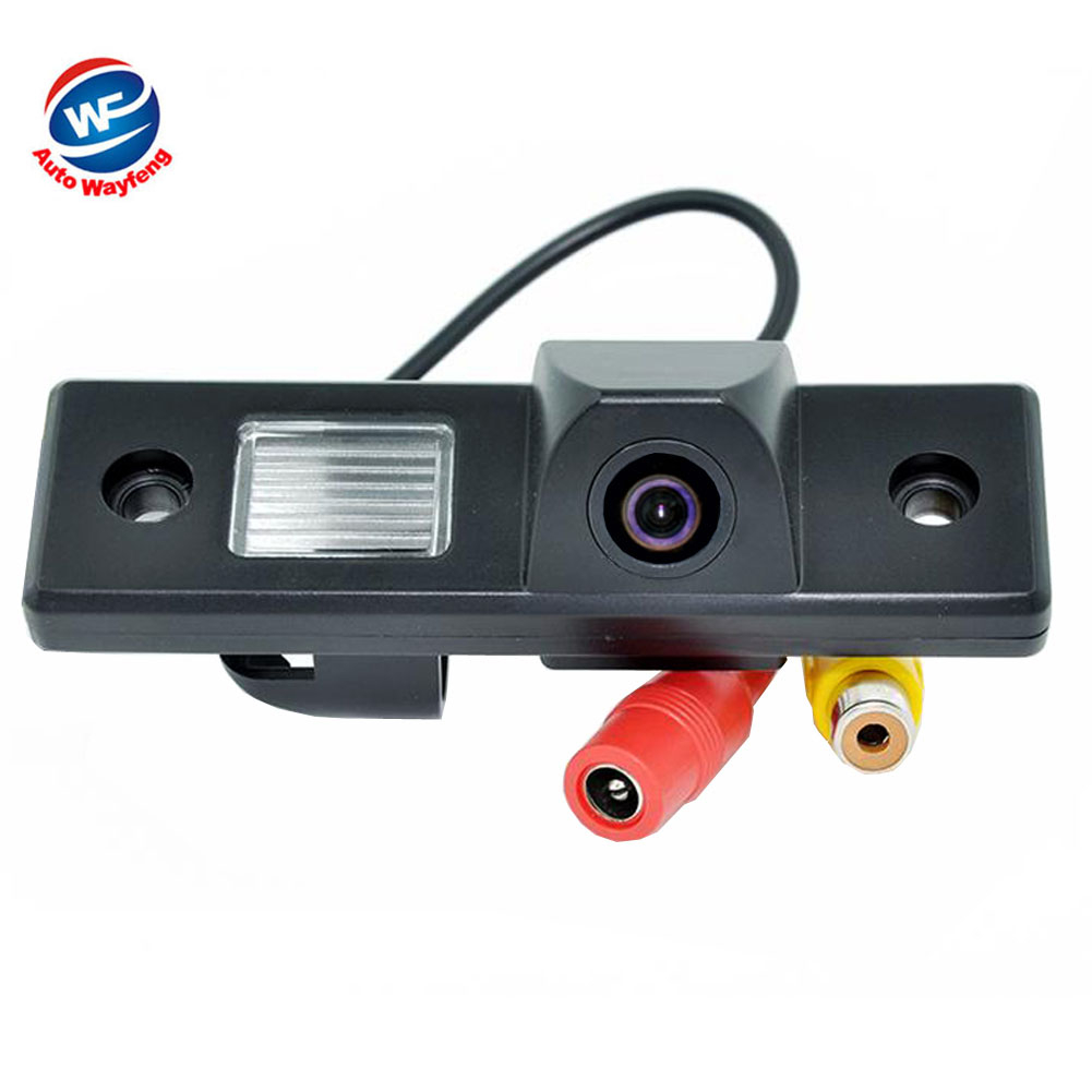 Image 2 - Factory selling Special Car Rear View Reverse backup Camera rearview parking For CHEVROLET EPICA/LOVA/AVEO/CAPTIVA/CRUZE/LACETTIcamera standscamera microscopecamera car toy -