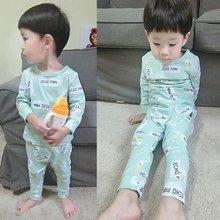 b72df4000def2 DB0158 nouvelle vente chaude arrivée 2 pièces ensemble bébé   enfants  pyjamas ensembles pingouin garçons fille costume T-shirt +.